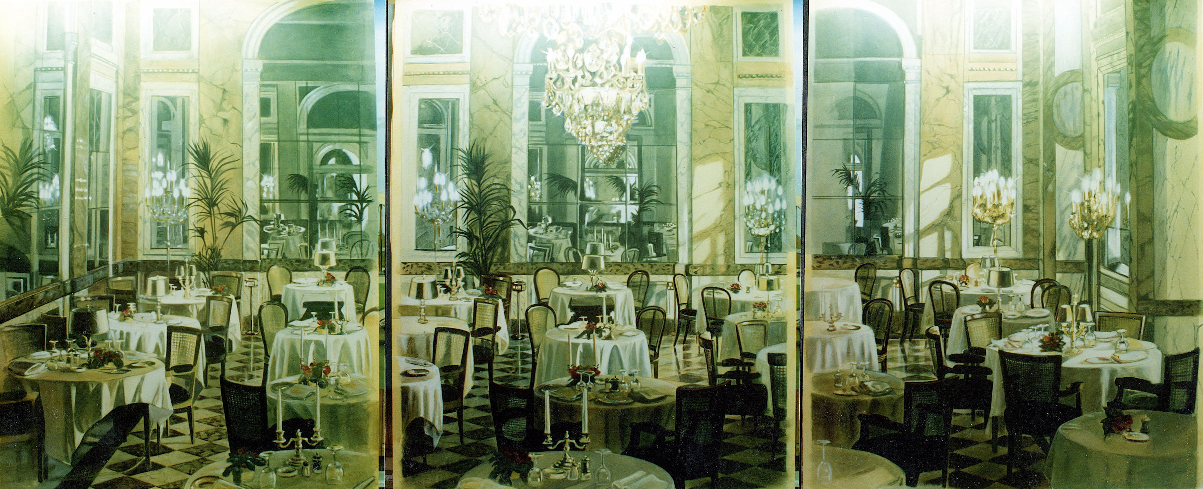 Gemälde Hotel Ritz Paris